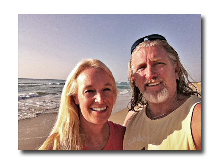 Kate and Randall , Sunshine Beach, Queensland, Australia, 2013