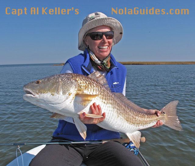 Al Keller's Nola Guides Service